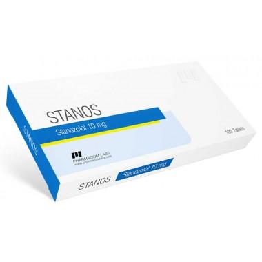 STANOS 10 мг, 100 таблеток, Pharmacom LABS