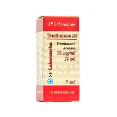 Thenbolone Acetate Тренболон Ацетат 75 мг/мл, 10 мл, SP Laboratories