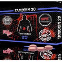 TAMOXIN 20 Тамоксифен 20 мг, 50 таблеток, UFC PHARM