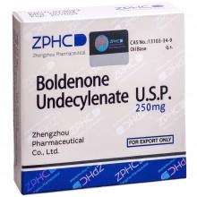 Boldenone Undecylenate Болденон Ундесиленат 250 мг/мл, 10 ампул, ZPHC